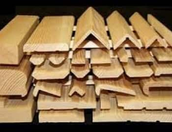 плинтус наличник уголок из дерева