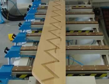 тетива сосна для лестницы