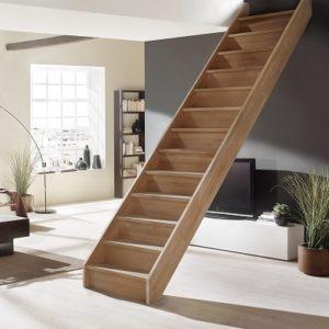 Лестница деревянная «Тайга 2»