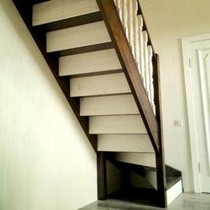 Лестница деревянная «Тайга 20»